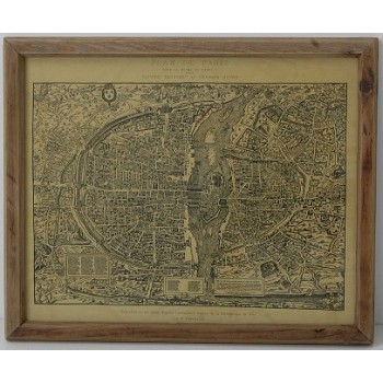 Europe Map With Frame