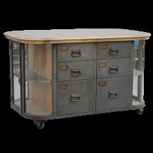Léon Display Cabinet