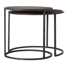 Phillip Round  Sidetable