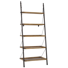 Clark Tapered Rack With Shelve