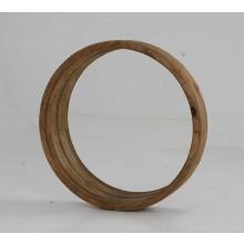 Round Mirror Shelf