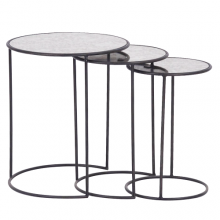Charlot Side Table(Set Of 3)