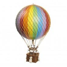 Jules Verne Balloon,Rainbow