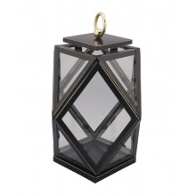Diamante Bronze Lantern-L