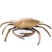 Histoire vintage brass crabe