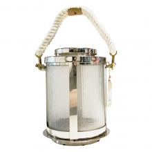 Porto Fino Hercule Round Lantern -L