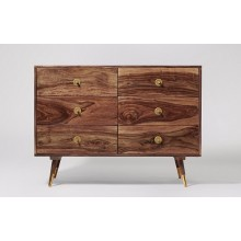 Wdn Chest of 6 Drawers