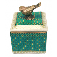 Pacific Trinket Box- Birdie