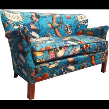 Tattoo sofa